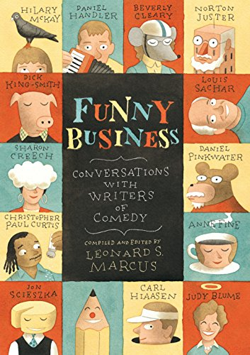 (Funny Business: Conversations with Writers of Comedy)