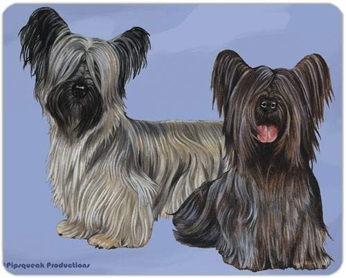 PIPS001 Animal Pet Gifts, Skye Terrier Small Cutting Board