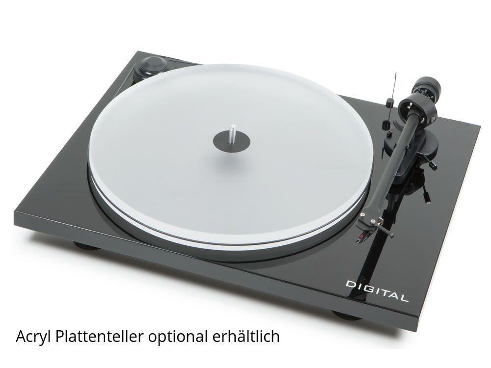 Pro-Ject Essential II Digital Tocadiscos Piano: Amazon.es: Electrónica