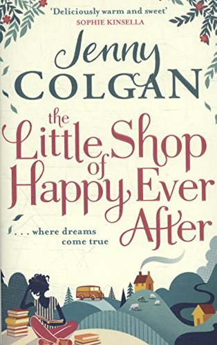 book cover of The Little Shop of Happy-Ever-After