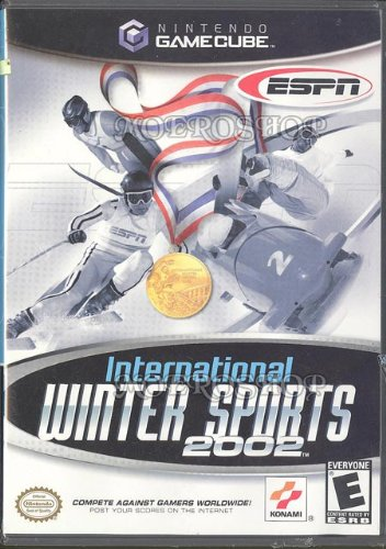 ESPN Winter Sports 2002 – Gamecube