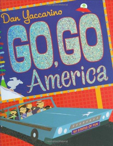 Download Go, Go America: 50 States of Fun pdf epub