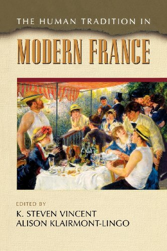 The Human Tradition in Modern France (The Human Tradition around the World series)