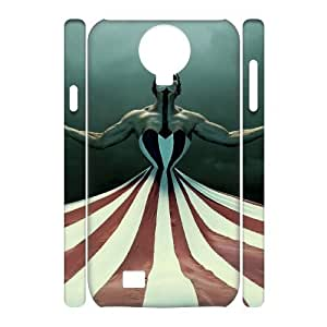 GGMMXO American Horror Story Phone 3D Case For Samsung Galaxy S4 i9500 [Pattern-1]