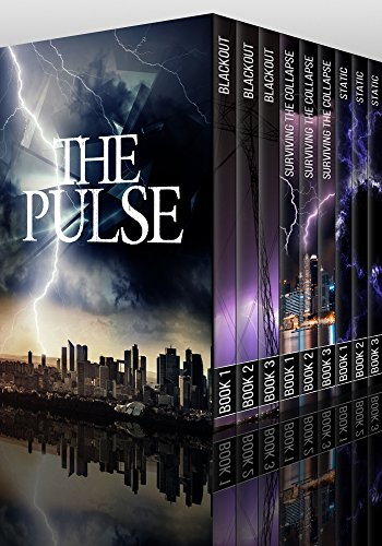 The Pulse Super Boxset: EMP Post Apocalyptic Fiction by [Clarke, Alexandria]