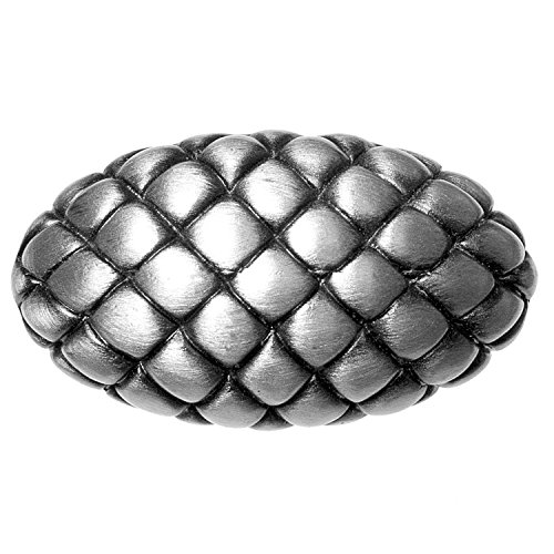 Big Sky Hardware Sierra Lifestyles Quilted Egg, Large, Pewter