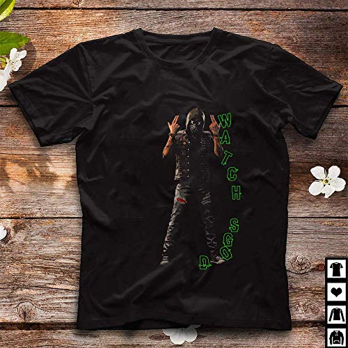 Watch Dogs 2 71 Tshirt Hoodie for Men Women Unisex
