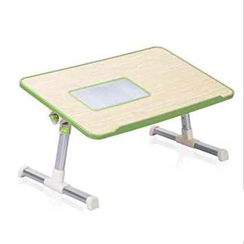 Mesas para Laptop Cama Escritorio para Dormitorio Simple Mesa ...