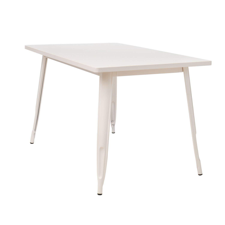120x80 Scegli Un Colore Bianco - SKLUM Tavolo LIX Opaco