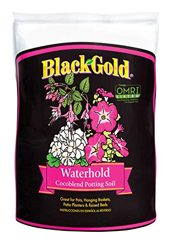 Black Gold Potting Soil 2 Cu. Ft. (Black Gold Soil 2 Cubic Feet)