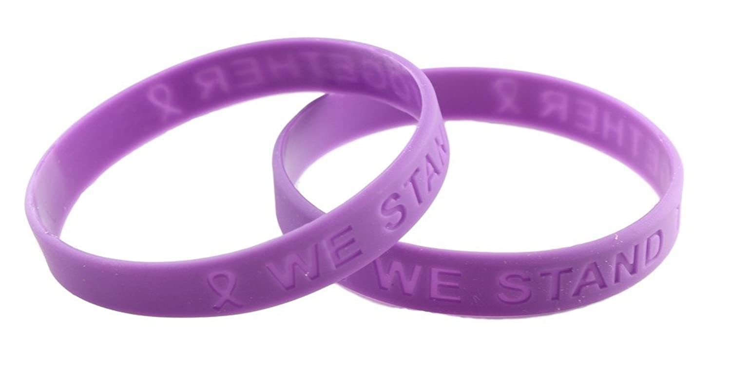 orchid pin bracelet cancer the awareness violet ribbon angel custom uses shirts testicular