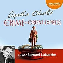 Le Crime de l'Orient-Express par Christie
