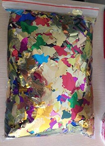 35 Ounces Multicolor Butterfly Sparkle Foil Confetti Home Party Wedding Decoration Venue