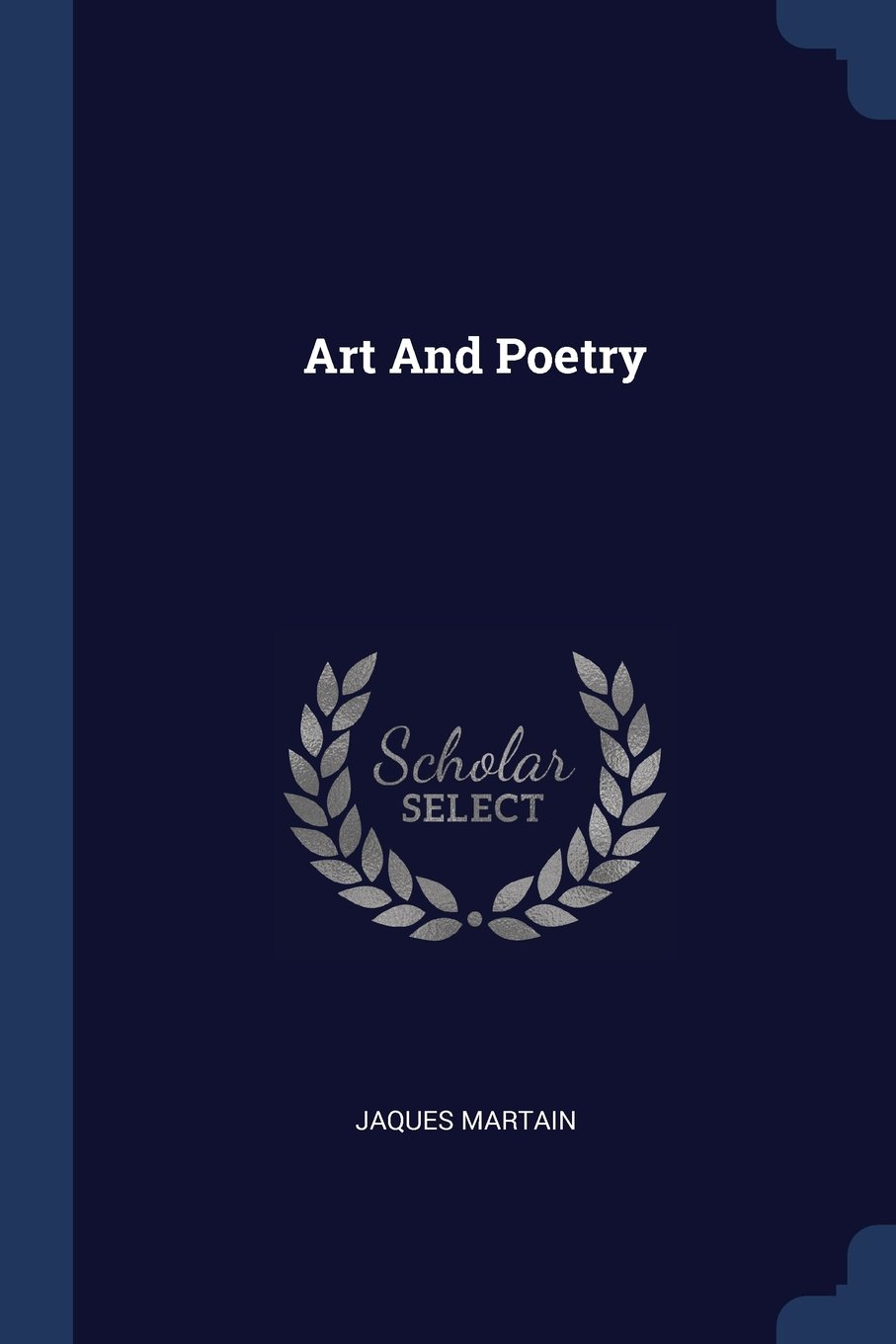 Download Art And Poetry ebook