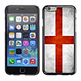 Graphic4You Vintage English Flag of England Design Hard Case Cover for Apple iPhone 6 / 6S
