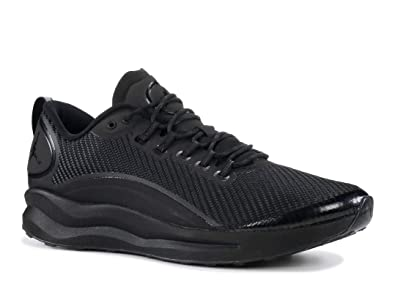 best service ec7a9 6baec Nike Jordan Men's Zoom Tenacity Running Shoes (8, Black/Black)