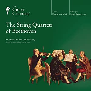 The String Quartets of Beethoven Lecture
