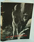 Degas Monotypes by Eugenia Parry Janis