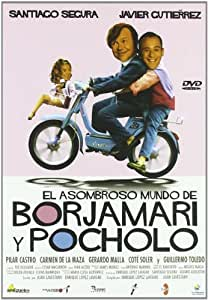 El asombroso mundo de Borjamari y Pocholo [DVD]