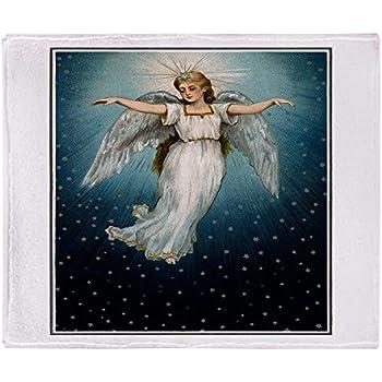 Amazon CafePress Guardian Angel Soft Fleece Throw Blanket Best Guardian Angel Throw Blanket