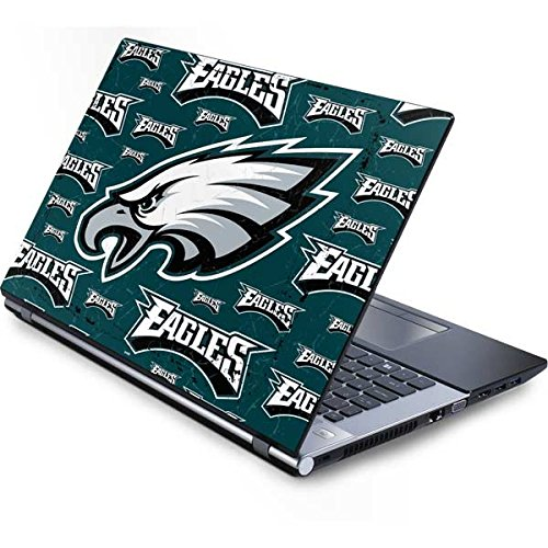 (Skinit Philadelphia Eagles Blast Generic 15.4in Laptop Skin - Officially Licensed NFL Laptop Decal - Ultra Thin, Lightweight Vinyl Decal Protection)