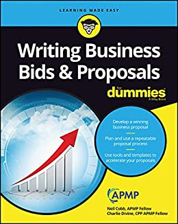 Amazon writing business bids and proposals for dummies ebook writing business bids and proposals for dummies by cobb neil divine charlie fandeluxe Images