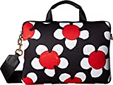 Marc Jacobs Women's Neoprene Printed Daisy Tech 13'' Commuter Case Red Multi One Size