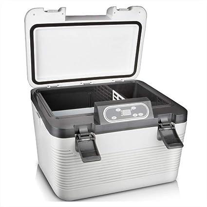 Amazon.es: L&K Refrigerador Y Calentador Eléctricos Portátiles 19L ...