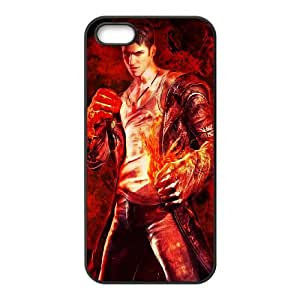 DmC Devil May Cry iPhone 4 4s Cell Phone Case Black cover xlr01_7699439
