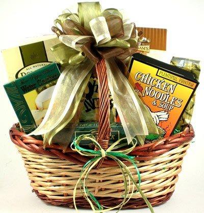Gift Basket Village Comfort Foods Gourmet Gift Basket