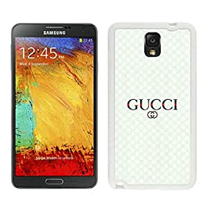 Fashionable And Durable Custom Designed Cover Case For Samsung Galaxy Note 3 N900A N900V N900P N900T With GU CCI 40 White Phone Case