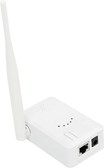 Yeskamo - Extensor de Router IPC, WiFi, para Sistemas de cámara CCTV y WiFi, Amplificador de señal inalámbrico y repetidor