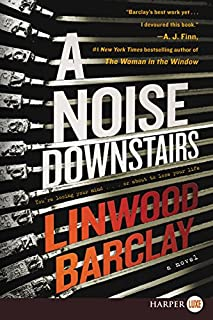 Book Cover: A Noise Downstairs: A Novel