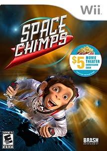 Space Chimps - Nintendo Wii
