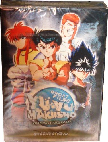 Yu Yu Hakusho: Ghost Files Trading Card Game Starter Pack Yu Yu Hakusho Trading Cards