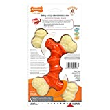 Nylabone Dura Souper Bacon Flavored Double Bone Dog Chew Toy