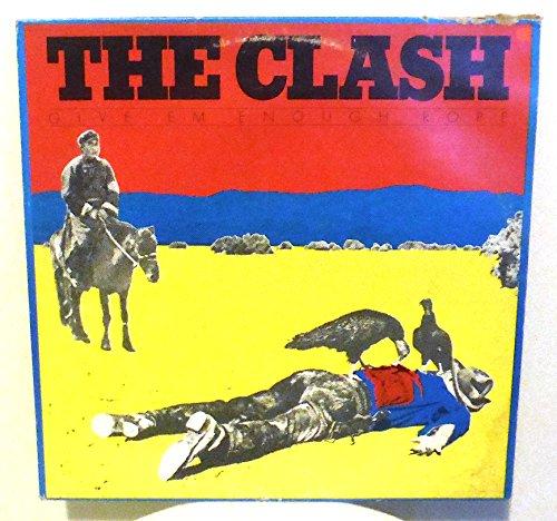 The Clash - Give Em Enough Rope, punk, ska, rock
