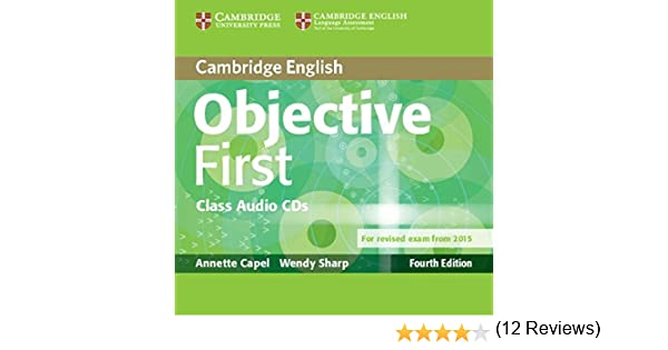 Objective First Class Audio CDs (2) Fourth Edition: Amazon.es ...
