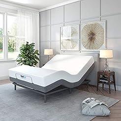 Classic Brands Adjustable Comfort Uphols...