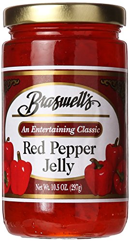 (Braswell Jelly Pepper Red, 10.5 oz)