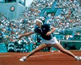 Martina Hingis Unsigned Tennis 8x10 Glossy Photo #1