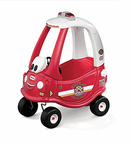 - Little Tikes Ride & Rescue Cozy Coupe