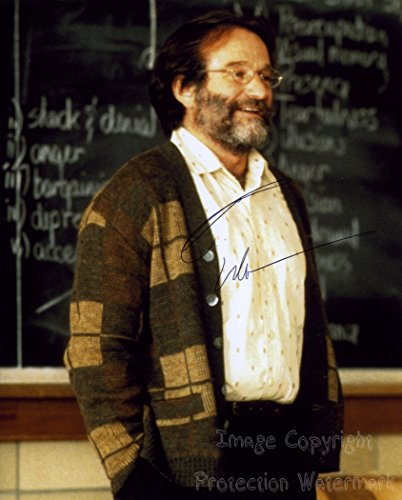 Robin Williams Signed Autographed 8x10 Inch Photo Print
