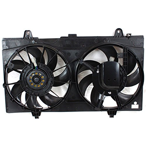 Radiator Fan Assembly for Nissan Sentra 07-12 Dual Fan SR/SE-R/SE-R Spec V Models