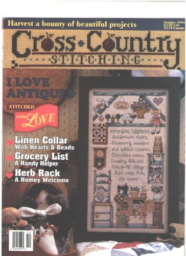 Cross Country Stitching (October 1994)