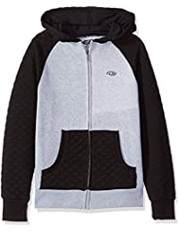 Boys Fleece Hooded Jacket