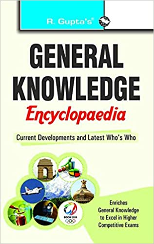 Buy General Knowledge Encyclopaedia: Including Objective