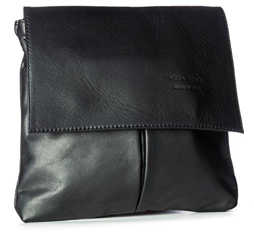 Medium Shop Front with Big Shoulder Coffee Black Handbag Crossbody Bag Messenger Twin Womens Pockets xBxAtqv