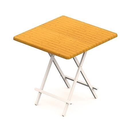 Mesa para Ordenador Mesa Plegable Mesa De Comedor Portátil For El ...