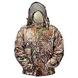 Rivers West Men's Hunting Waterproof Ambush Jacket, X-Large, Mossy Oak Break Up